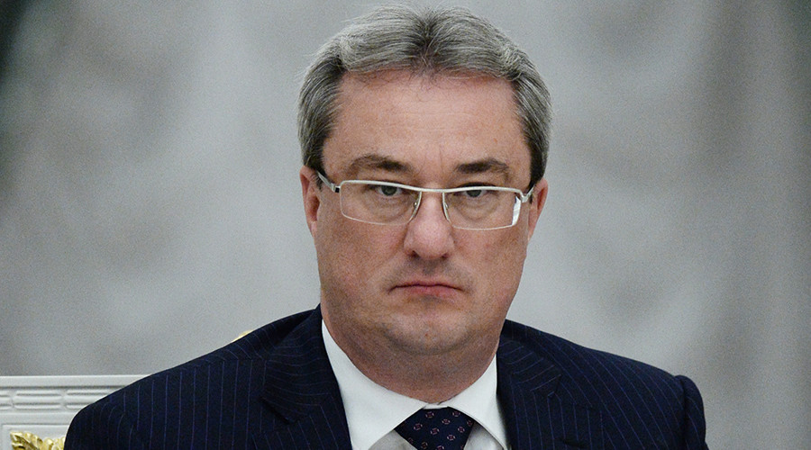 Governor of N. Russian region busted for fraud & criminal gang membership