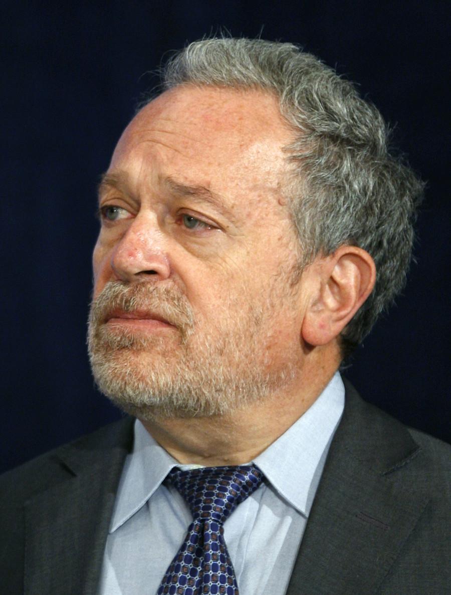 Economic advisor Robert Reich, former Labor Secretary © Carlos Barria