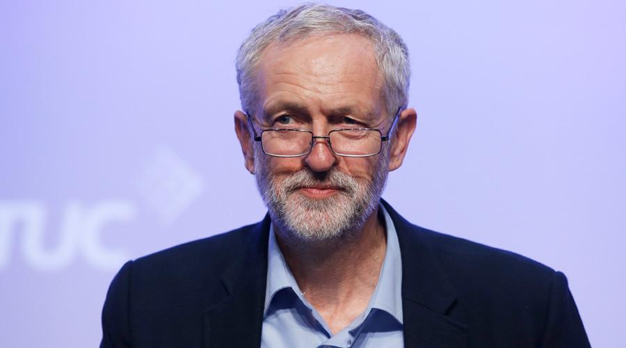 Jeremy Corbyn © Peter Nicholls