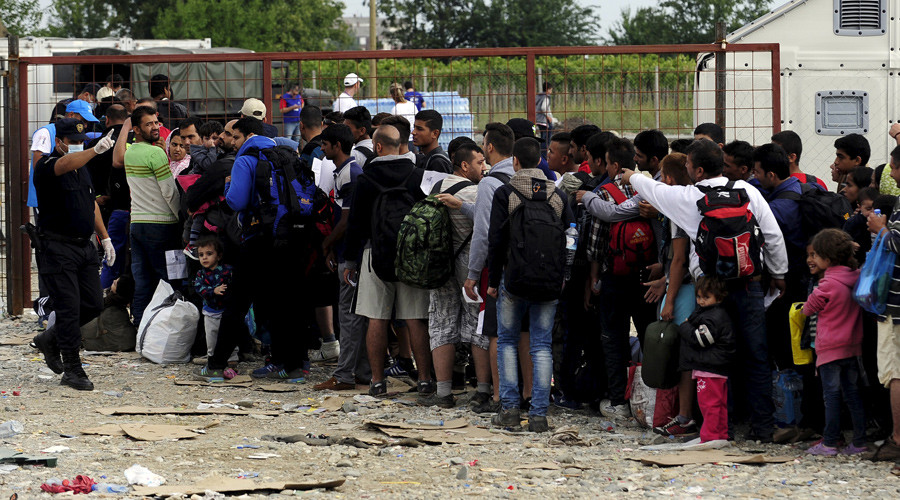 'Beatings, inhuman conditions': HRW accuses Macedonia of brutal asylum seeker treatment