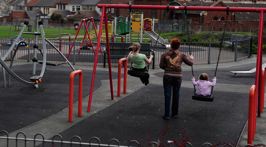 Slippery slope: Slide-fetishist banned from playgrounds
