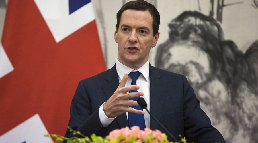 British businesses should 'run towards China' in spite of human rights record – Osborne
