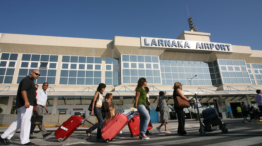 Attention please: Two German women found living in Cyprus airport for over a year