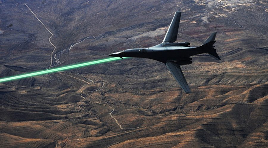 Watch out Luke Skywalker! US Air Force to have combat lasers on planes by 2020