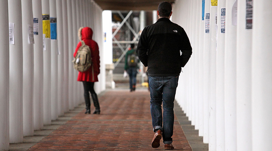 Almost a quarter of women raped or sexually assaulted in college