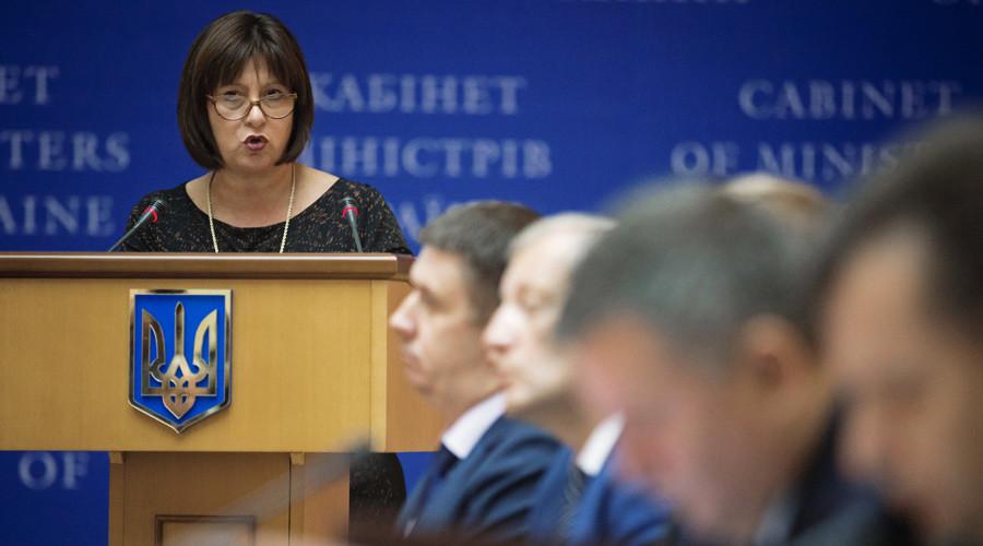 Ukrainian Finance Minister Natalie Jaresko © Michail Polinchak