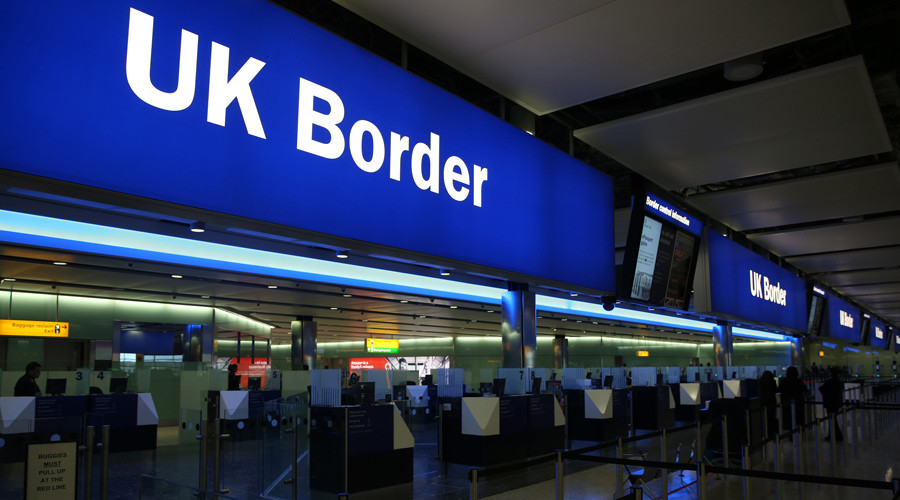 UK sees huge spike in migration flows amid refugee crisis – report