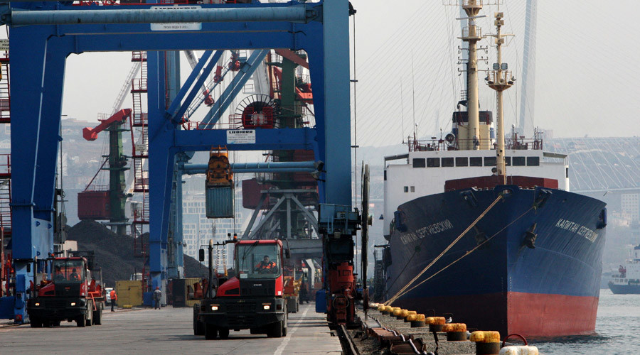 Russia's imports from non-CIS countries down 39%