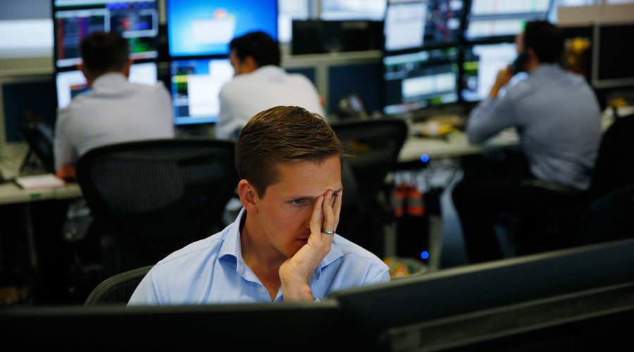 Stock markets on cusp of 'another crash' warn financial analysts