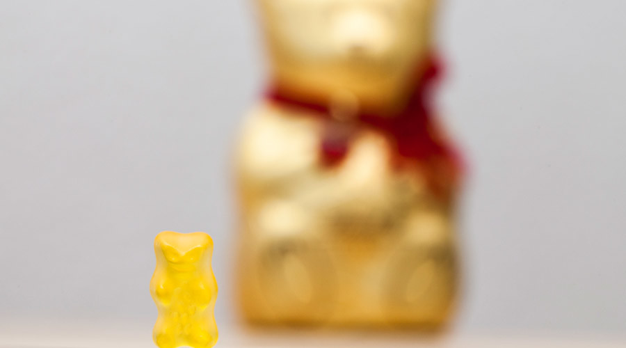 Gummy bear maker loses 'Gold Bear' battle