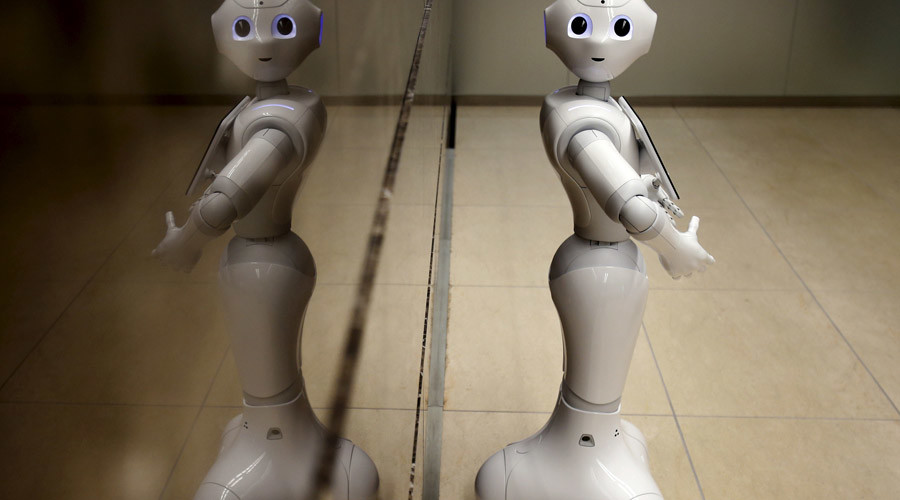 Sex off: Owners of first humanoid robot sign agreement not to have sex with it