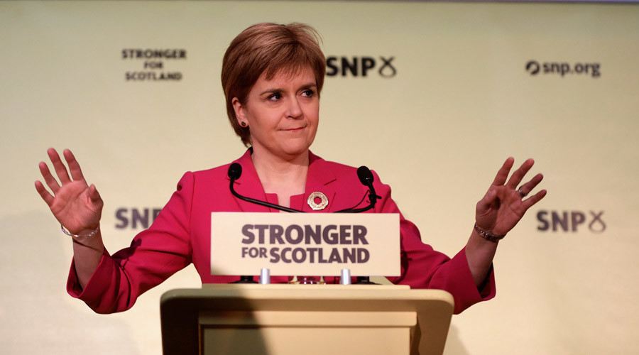Sturgeon rules out deal with Westminster in bid to save Human Rights Act