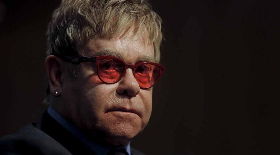 This time for real: Putin calls Elton John, agrees personal meeting