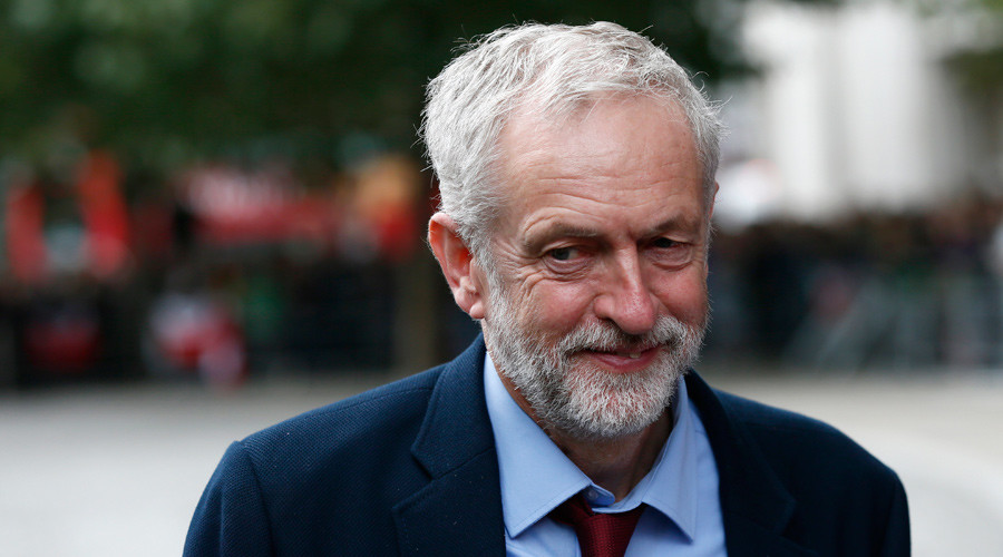 Labour Party Conference: Jeremy Corbyn runs gauntlet