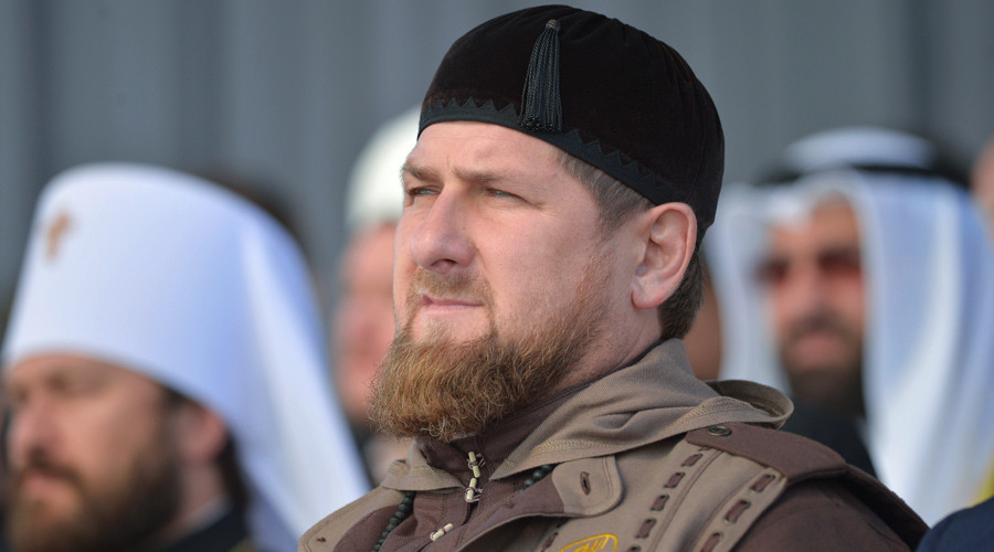 Head of the Chechen Republic Ramzan Kadyrov © Alexei Druzhinin