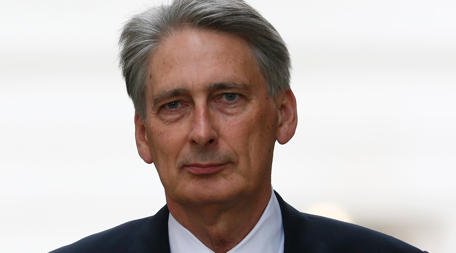 Hammond hints at Assad collaboration for Syrian peace effort