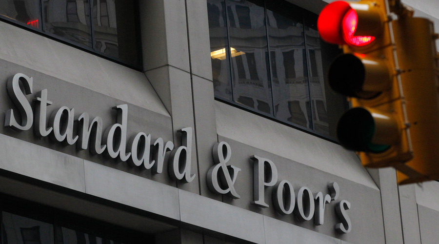 Standard & Poor's cuts Ukraine's rating to 'selective default'