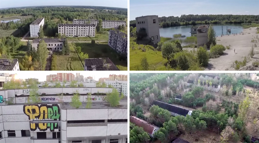 Secret cities & lightning towers: 5 breathtaking Soviet-era sites (VIDEO)