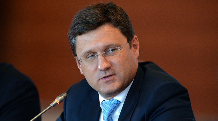 Russian Energy Minister Alexandr Novak © Alexandr Kryazhev