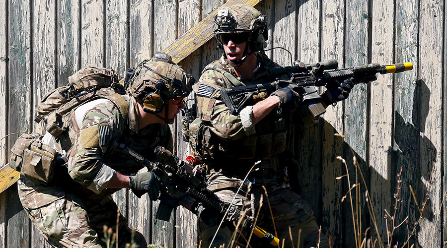 US 'preparing' for hybrid warfare with Russia in Baltics – report