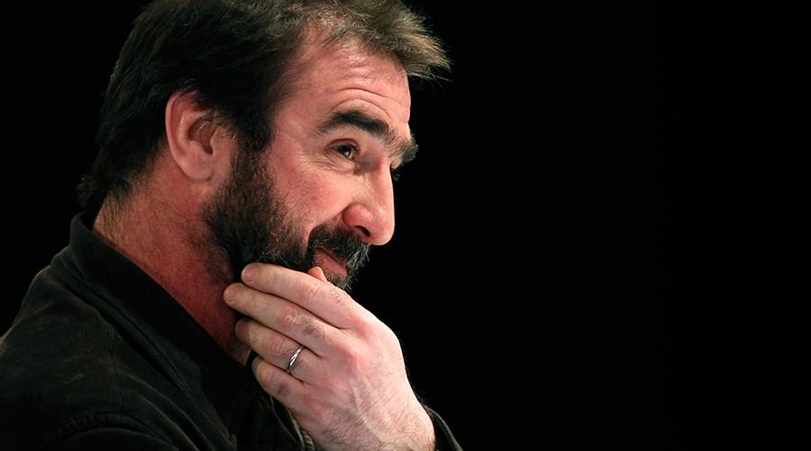 Former soccer player Eric Cantona © Albert Gea