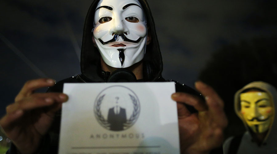 Op Nimr: Anonymous targets Saudi websites as teen awaits crucifixion for 'anti-govt activities'