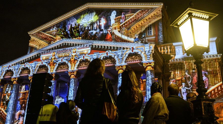 'Circle of Light' 3D fest shines spotlight onto Moscow (VIDEO)