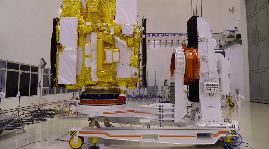 India successfully launches its 1st space observatory (VIDEO)