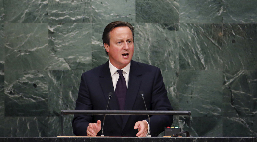 Cameron pledges £6bn to fight climate change