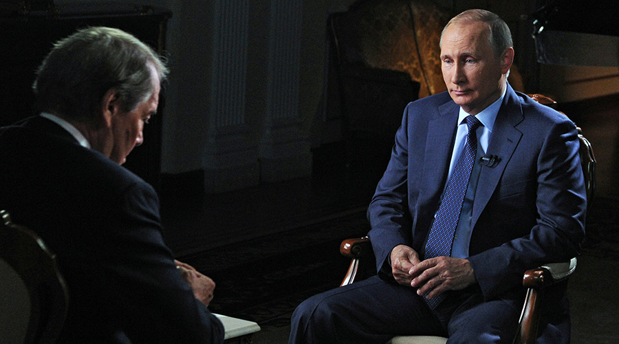 'We have no obsession that Russia must be a superpower' – Putin