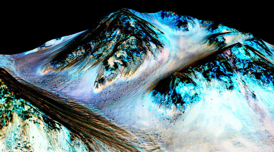 © NASA / JPL / University of Arizona / Handout