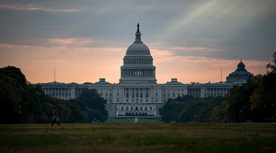 'Martial law' invoked as Congress scurries to avoid another government shutdown