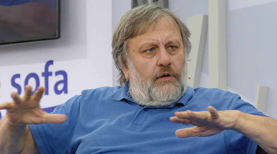 'UN totally impotent, but world needs such a place' – Slavoj Zizek speaks to RT