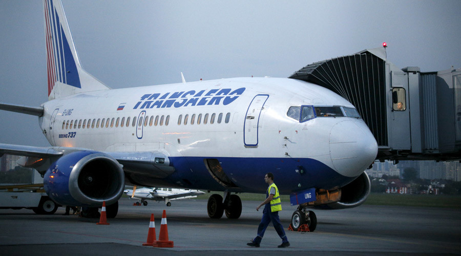 Kremlin doesn't rule out Transaero bankruptcy, will help 10,000 employees
