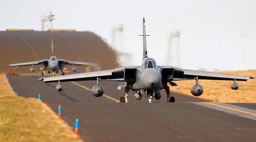 Royal Air Force Tornado jet © David Moir