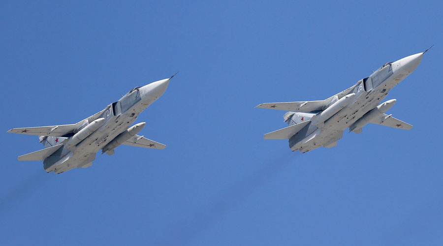 8 ISIS targets hit during 20 combat flights in Syria – Russian military