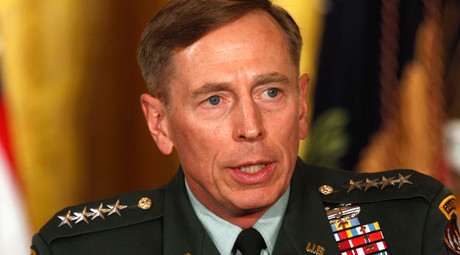 David Petraeus © Larry Downing