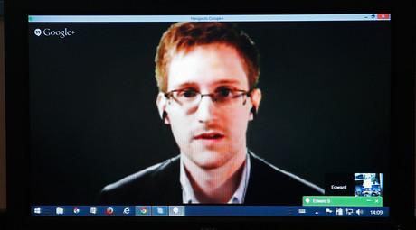 Edward Snowden © Edward Snowden