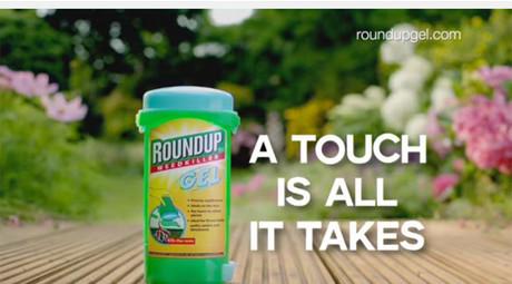 © Roundup Weed Killer