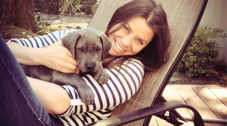 Californian Brittany Maynard, the US woman with terminal cancer whose video about planning to kill herself on November 1, 2014 went viral. Photo courtesy of Compassion & Choices, The Brittany Fund ©
