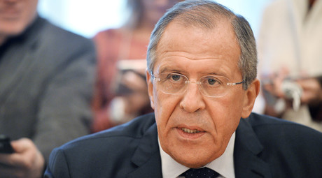 Russia's Foreign Affairs Minister Sergei Lavrov. © Ramil Sitdikov