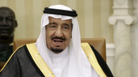 Saudi King Salman bin Abdulaziz. © Gary Cameron