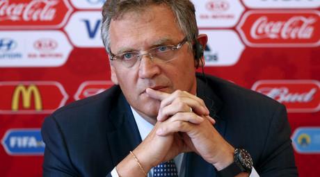 FIFA secretary general Jerome Valcke © Maxim Zmeyev
