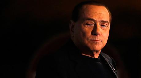 Former Prime Minister Silvio Berlusconi © Alessandro Bianchi