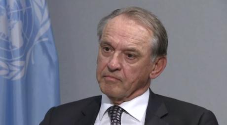 Jan Eliasson, the Deputy Secretary-General of the United Nations