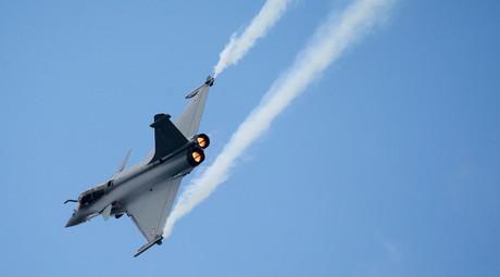 Dassault Rafale fighter © Pascal Rossignol