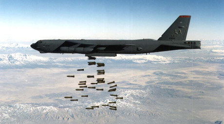 Air force B-52 ©