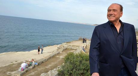 Former Italian Prime Minister Silvio Berlusconi. © Alexei Druzhinin