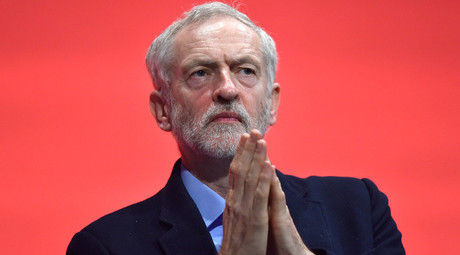 Party leader Jeremy Corbyn © Toby Melville