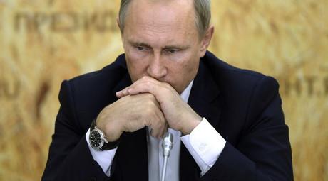 Russian President Vladimir Putin © Alexei Nikolsky